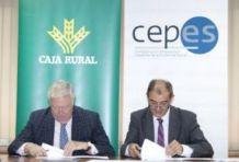 CEPES i Banco Cooperativo Espa�ol signen un conveni per facilitar finan�ament a empreses de l'Economia Social