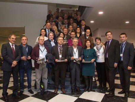 La Federació ret homenatge a 36 cooperatives fundadores