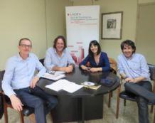L'UCEV presenta Sandra M�nguez (PODEMOS) la visi� de l'educaci� de les cooperatives d'ensenyament