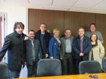 El Consell Rector de la UCEV es reuneix amb el secretari autonòmic d'Educació