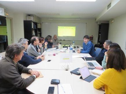 Se constitueix la comissió redactora de la 10a Declaració Educativa de la UCEV sobre els ODS