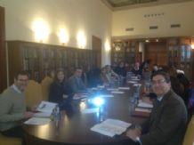 La UCEV i la Confederació reflexionen sobre cóm impulsar la cooperació en matèria de FP dins del món cooperatiu