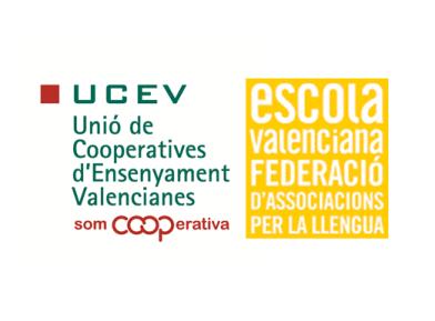 L'UCEV i Escola Valenciana dialoguen sobre els seus models d'escola i acorden col�laborar en temes d'inter�s com�