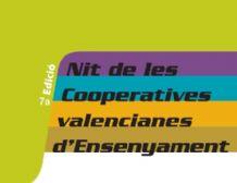 La UCEV celebrarà la 7a edició de 'La Nit de les cooperatives d'Ensenyament Valencianes' el 29 de juny