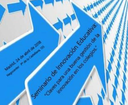 """UECoE celebrarà en abril el seminari """"Claus per a una bona gestió de la innovació en les escoles"""""""