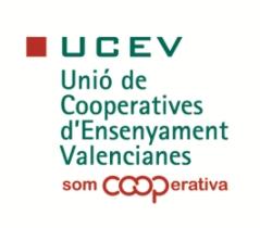 La difícil situació de les escoles infantils 0-3 centra la reunió de la UCEV amb el director general de Centres Docents