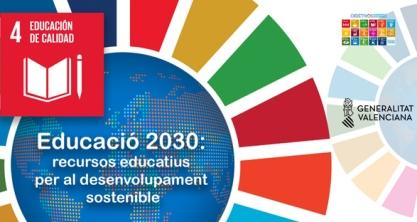 """Segona jornada informativa en setembre sobre el curs """"Construir el futur que volem: educació per al desenvolupament sostenible"""""""