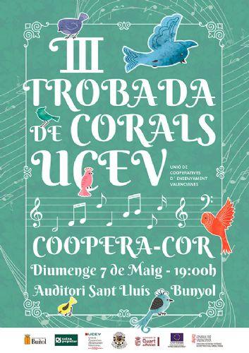 cartel trabada corals 2017