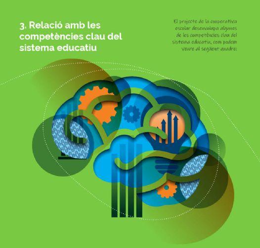 Relació amb les competències clau del sistema educatiu