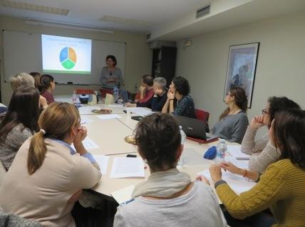 La Comissió d'Orientadores de la UCEV planifica les activitats del curs vinent