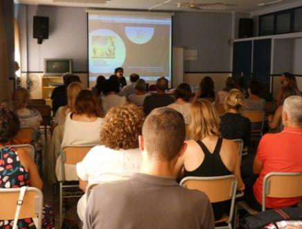 El president de la UCEV presenta la 10a Declaració Educativa en una nova sessió del CEFIRE